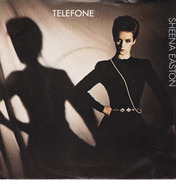 7inch Vinyl Single - Sheena Easton - Telefone (Long Distance Love Affair)