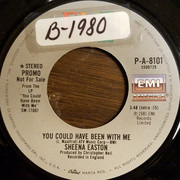 7inch Vinyl Single - Sheena Easton - You Could Have Been With Me