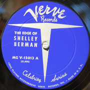LP - Shelley Berman - The Edge Of Shelley Berman