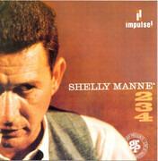 CD - Shelly Manne - 2-3-4