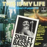 LP - Shirley Bassey - This Is My Life