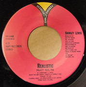 7inch Vinyl Single - Shirley Lewis - Realistic / Life After Love
