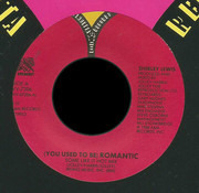 7inch Vinyl Single - Shirley Lewis - (You Used To Be) Romantic