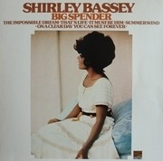 LP - Shirley Bassey - Big Spender