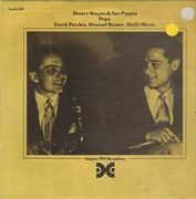 LP - Shorty Rogers & Art Pepper - Popo