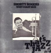 LP - Shorty Rogers - West Coast Jazz