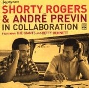 CD - Shorty Rogers & Andre Previn - In Collaboration