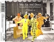 CD Single - Shut Up & Dance Featuring Richie Davis & Professor T - I Love U