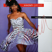 12'' - Siedah Garrett - Refuse To Be Loose