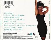 CD - Siedah Garrett - Kiss Of Life
