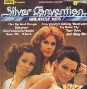 LP - Silver Convention - Greatest Hits