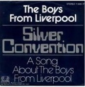 7'' - Silver Convention - The Boys From Liverpool
