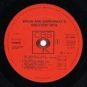 LP - Simon And Garfunkel - Greatest Hits - Club Edition