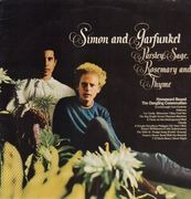 LP - Simon And Garfunkel - Parsley, Sage, Rosemary & Thyme