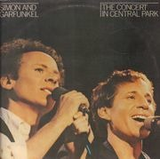 Double LP - Simon & Garfunkel - The Concert In Central Park - +booklet