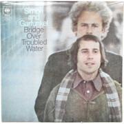 LP - Simon & Garfunkel - Bridge Over Troubled Water - UK