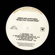 LP - Simon & Garfunkel - Bridge Over Troubled Water - HD audio
