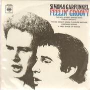 7inch Vinyl Single - Simon & Garfunkel - Feelin' Groovy