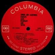 LP - Simon & Garfunkel - Parsley, Sage, Rosemary And Thyme