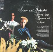 LP - Simon & Garfunkel - Parsley, Sage, Rosemary And Thyme - Pitman Press