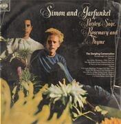LP - Simon & Garfunkel - Parsley, Sage, Rosemary & Thyme - UK ORIGINAL