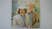 LP - Simon & Garfunkel - Simon And Garfunkel's Greatest Hits - Sunburst Labels