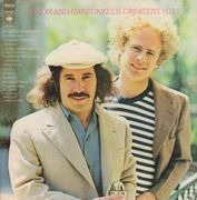 LP - Simon & Garfunkel - Simon And Garfunkel's Greatest Hits