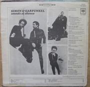 LP - Simon & Garfunkel - Sounds Of Silence