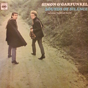 LP - Simon & Garfunkel - Sounds Of Silence