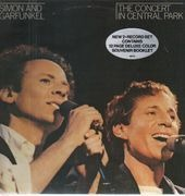 Double LP - Simon & Garfunkel - The Concert In Central Park - w Booklet