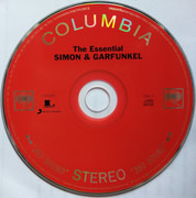 Double CD - Simon & Garfunkel - The Essential Simon & Garfunkel