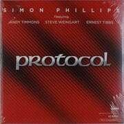 Double LP - Simon Phillips - Protocol III - 180G VINYL