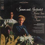 LP - Simon And Garfunkel, Simon & Garfunkel - Parsley, Sage, Rosemary & Thyme