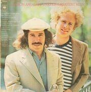 LP - Simon & Garfunkel - Greatest Hits