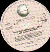 Double LP - Simon & Garfunkel - The Concert in Central Park
