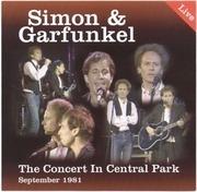 Double CD - Simon & Garfunkel - The Concert in Central Park