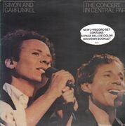 Double LP - Simon & Garfunkel - The Concert In Central Park - w Booklet