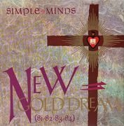 LP - Simple Minds - New Gold Dream (81-82-83-84)