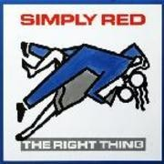 12'' - Simply Red - The Right Thing