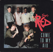 7inch Vinyl Single - Simply Red - Come To My Aid