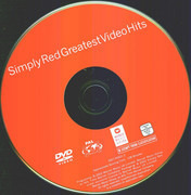 DVD - Simply Red - Greatest Video Hits - STILL SEALED