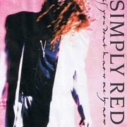 7'' - Simply Red - If You Don't Know Me By Now