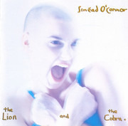 CD - Sinéad O'Connor - The Lion And The Cobra