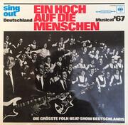 LP - Sing Out Deutschland - Ein Hoch auf die Menschen - Die Größte Folk-Beat-Show Deutschlands