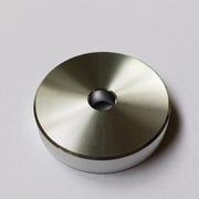 Protection - Single Puck Aluminium - silber