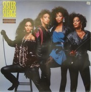 LP - Sister Sledge - When The Boys Meet The Girls