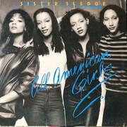 LP - Sister Sledge - All American Girls - SP