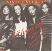 7inch Vinyl Single - Sister Sledge - All American Girls