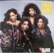 7inch Vinyl Single - Sister Sledge - Frankie