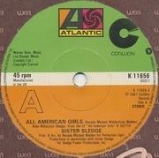 7'' - Sister Sledge - All American Girls